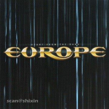 EUROPE start from  the dark CD 2004 HARD ROCK