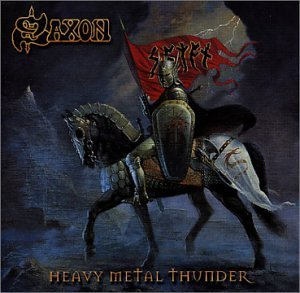 SAXON heavy metal thunder 2CD 2002 HEAVY METAL