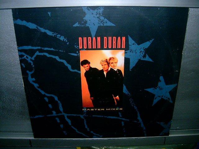 DURAN DURAN master mixes LP 1986 POP MUITO RARO VINIL