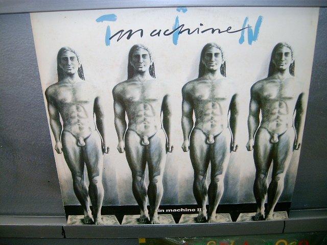 TIN MACHINE tin machine 2 LP 1991 ROCK SEMI-NOVO MUITO RARO VINIL