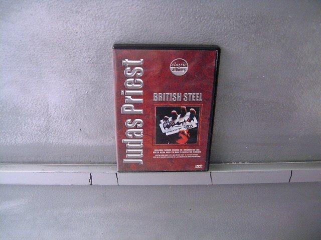 JUDAS PRIEST british steel série classic albumsDVD 2001 HEAVY METAL
