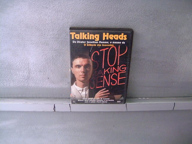 TALKING HEADS stop making sense DVD ? POP ROCK