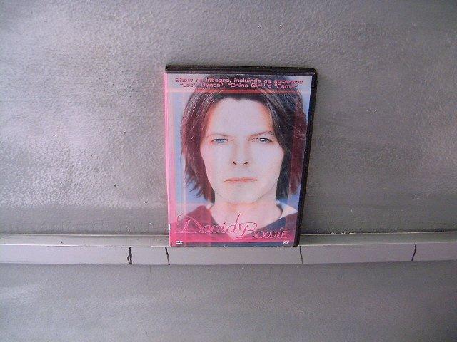 DAVID BOWIE david bowie DVD ? ALTERNATIVE MUSIC