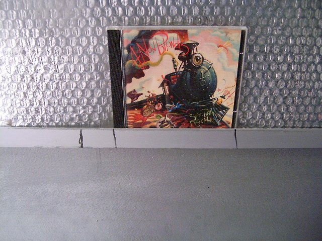 4 NON BLONDIES bigger, better, faster, more! CD 1992 POP ROCK