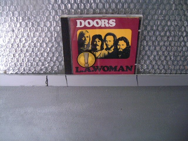 THE DOORS l.a. woman CD 1971 ROCK