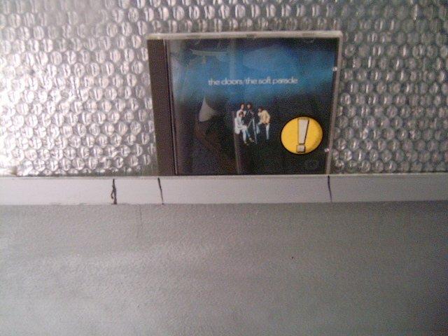 THE DOORS the soft parade CD 1975 ROCK