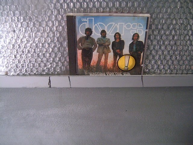 THE DOORS waiting for the sun CD 1968 ROCK