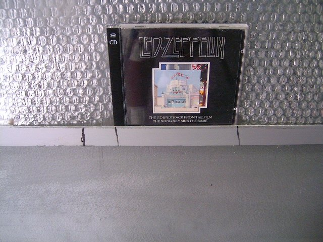 LED ZEPPELIN the song remains the same 2CD 1976 HARD ROCK