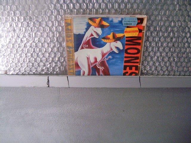RAMONES adios amigos CD 1995 PUNK ROCK