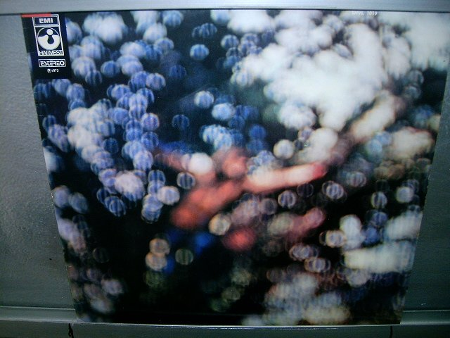 PINK FLOYD obscured by clouds LP 1972 ROCK  EXCELENTE MUITO RARO VINIL