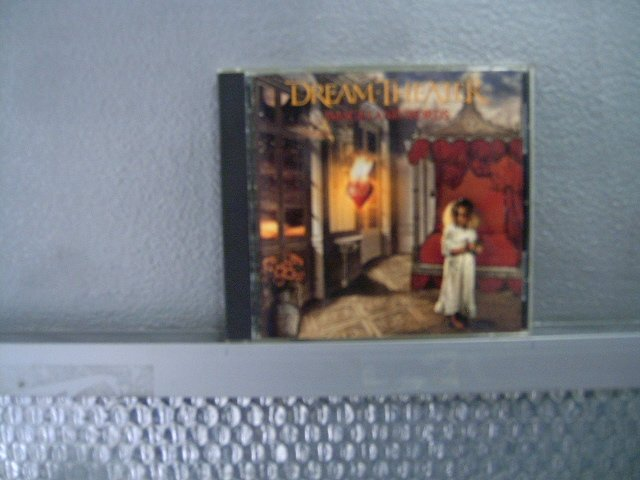 DREAM THEATER images and words CD 1992 PROGRESSIVE METAL ROCK