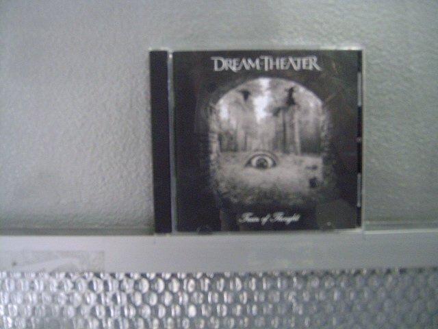 DREAM THEATER train of thought CD 2003 PROGRESSIVE METAL ROCK