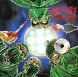 AUTOPSY Severed survival CD  1992  DEATH METAL