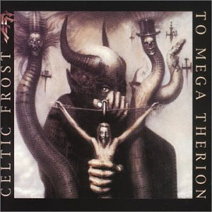 CELTIC FROST To mega therion CD 1985 DEATH METAL
