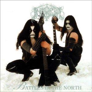 IMMORTAL battles in the north DIGIPACK CD 1995 BLACK METAL