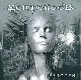 SENTENCED frozen CD 1998 GOTHIC METAL ROCK