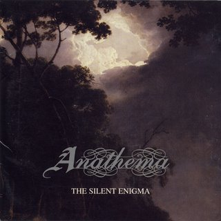 ANATHEMA the silent enigma CD 1995 DOOM METAL