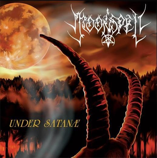 MOONSPELL under satanae CD 2007 GOTHIC BLACK METAL