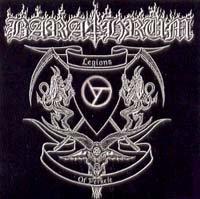 BARATHRUM legions of perkele CD 2007 BLACK METAL