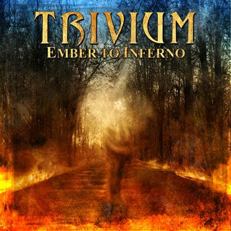 TRIVIUM ember to inferno CD 2007 MELODIC DEATH METAL