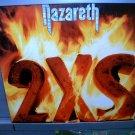NAZARETH 2XS LP 1982 ROCK**