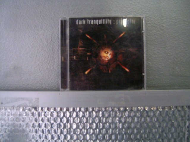 DARK TRANQUILITY projector CD 1998 MELODIC DEATH HEAVY METAL