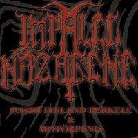 IMPALED NAZARENE suomi finland perkele + motörpenis CD 2001 BLACK METAL