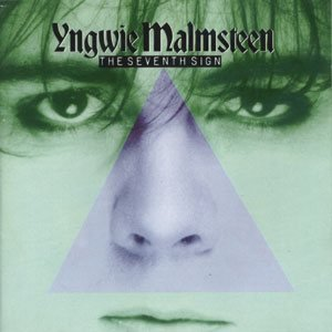 YNGWIE MALMSTEEN the seventh sign CD 2003 HEAVY METAL
