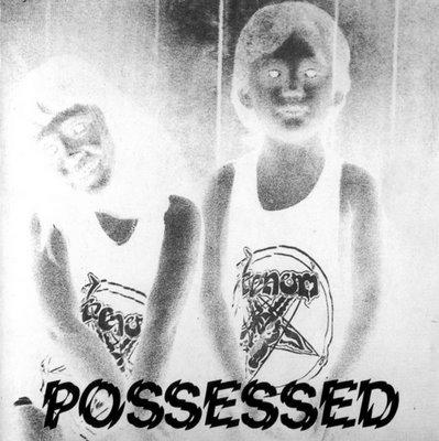 VENOM possessed CD 1985 BLACK METAL