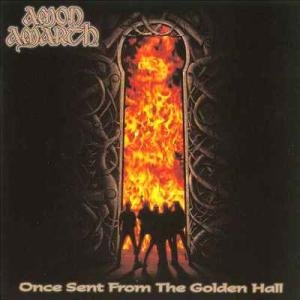 AMON AMARTH once sent from the golden hall CD 1988 VIKING DEATH METAL