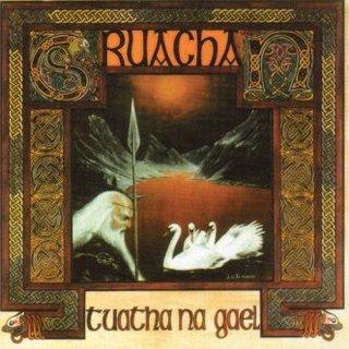 CRUACHAN tuatha na gael CD 2003 FOLK METAL