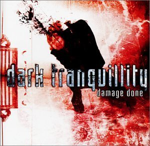 DARK TRANQUILITY damage done CD 2002 MELODIC DEATH METAL