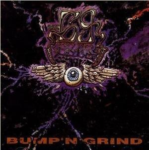THE 69 EYES bump'n'grind CD 1992 SLEAZY GLAM