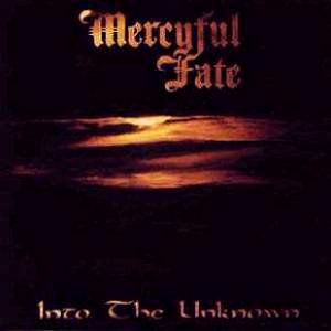 MERCYFUL FATE into the unknown CD 1994 HEAVY METAL