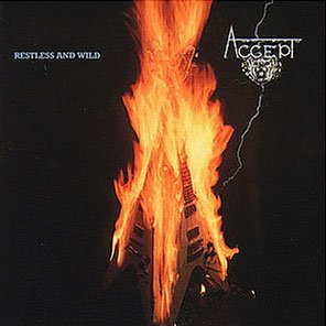 ACCEPT restless and wild CD 2005 HEAVY METAL