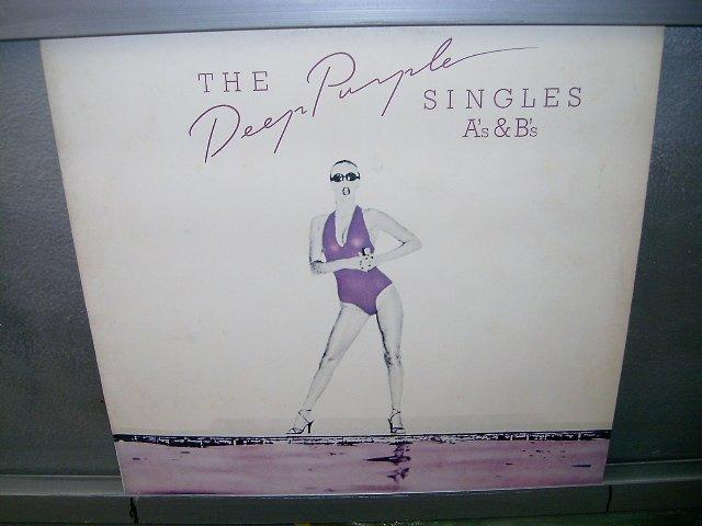 DEEP PURPLE singles a's and b's LP 1969 ROCK*