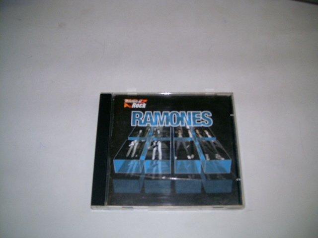 RAMONES série masters of rock (coletânea) CD 2001 PUNK ROCK