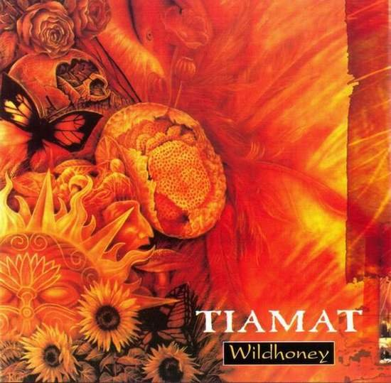TIAMAT wildhoney CD 1996 DOOM METAL