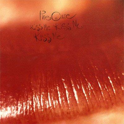 THE CURE kiss me kiss me kiss me CD 1987 ALTERNATIVE GOTHIC ROCK