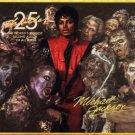 MICHAEL JACKSON thriller 25 years edition CD 2008 POP MUSIC