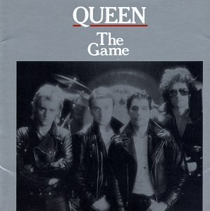 QUEEN the game CD 2001 ROCK