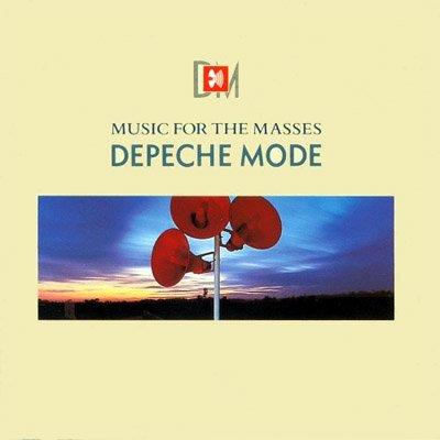 DEPECHE MODE music for the masses CD 1987 SYNTH POP