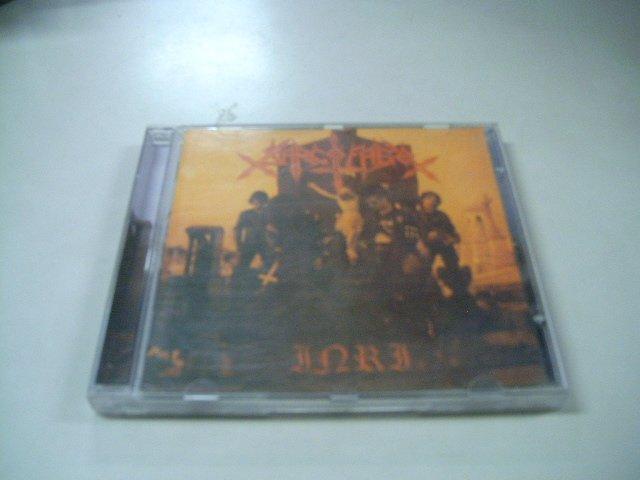 SARC�FAGO inri CD 1987 DEATH BLACK METAL