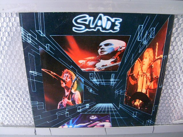 SLADE alive vol 2 LP 1979 GLAM ROCK