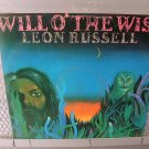 LEON RUSSEL will o' the wisp LP 1975 ROCK**