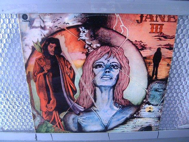 JANE  jane 3 LP 1975 ROCK**