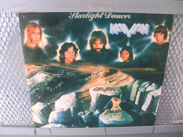 KAYAK starlight dancer LP 1978 PROGRESSIVE ROCK**