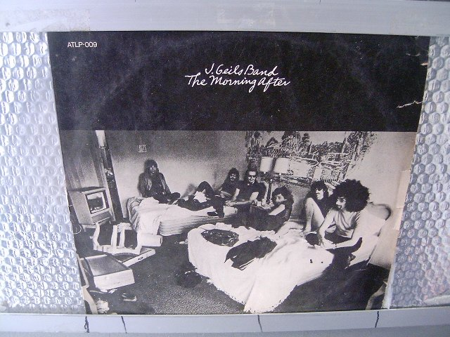 J. GEILS BAND the morning after LP 1972 ROCK MUITO RARO VINIL