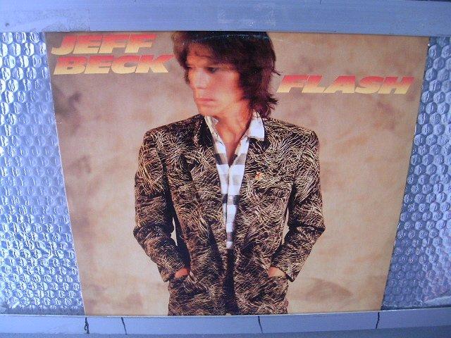 JEFF BECK flash LP 1985 ROCK MUITO RARO VINIL