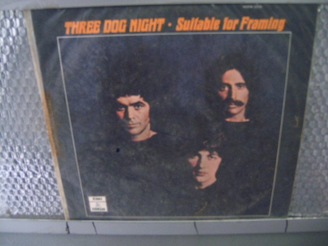 THREE DOG NIGHT suitable for framing LP 1971 ROCK**